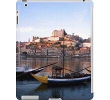 Oporto panorama iPad Case/Skin