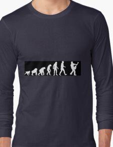 rocker evolution Long Sleeve T-Shirt