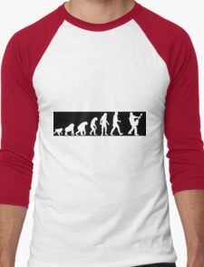 rocker evolution Men's Baseball ¾ T-Shirt