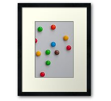 Candy2 Framed Print