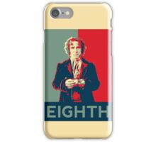 Eighth doctor - Fairey's style iPhone Case/Skin