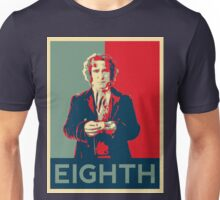 Eighth doctor - Fairey's style Unisex T-Shirt
