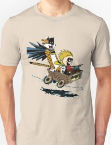 Batman and Robin Explorer T-Shirt