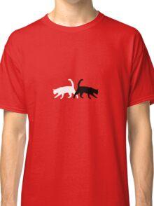 Twain Cats Classic T-Shirt