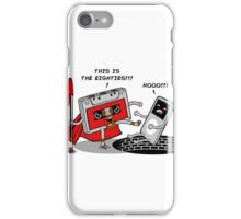 This is the eighties! iPhone Case/Skin