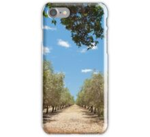 Olives Under the Gumtree iPhone Case/Skin