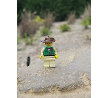 Lego Explorer Photographic Print