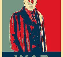 War doctor - Fairey's style by matildedeschain