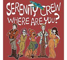 Scooby Doo Serenity Crew Photographic Print