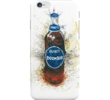 Doom Bar Beer Lager Bottle iPhone Case/Skin
