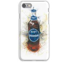 Doom Bar Beer Lager Bottle iPhone Case/Skin