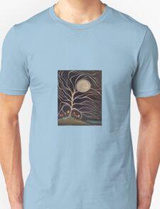 Moonlight Blossoms Unisex T-Shirt