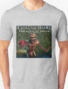 iron maiden book of soul tour 2016 T-Shirt