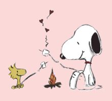 Snoopy One Piece - Long Sleeve