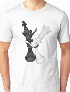 Chess dancers Unisex T-Shirt