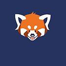 Red Panda by HenriekeG