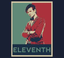 Eleventh doctor - Fairey's style Kids Clothes
