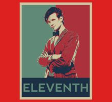 Eleventh doctor - Fairey's style One Piece - Short Sleeve
