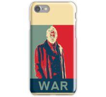 War doctor - Fairey's style iPhone Case/Skin