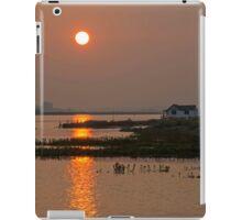 North Fambridge Sunset (I) iPad Case/Skin