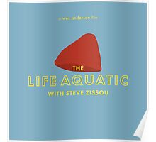 The Life Aquatic with Steve Zissou Beanie Poster Poster