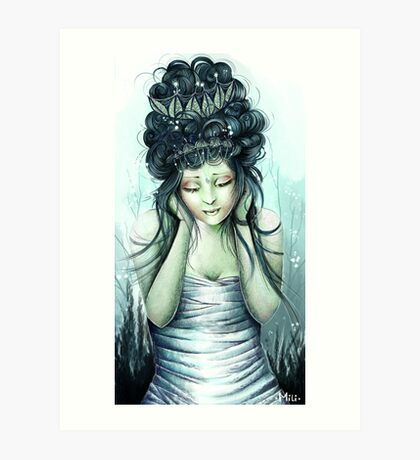 Belle Epoque Art Print