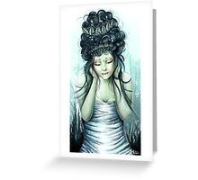 Belle Epoque Greeting Card