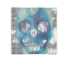 pixilated skull 009 by #RootCat Scarf