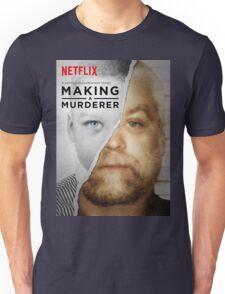 Making a Murderer Steven Avery Movie Unisex T-Shirt