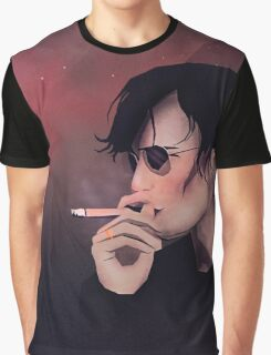 Smokey Man Graphic T-Shirt