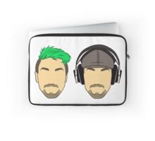 Jacksepticeye duo Laptop Sleeve