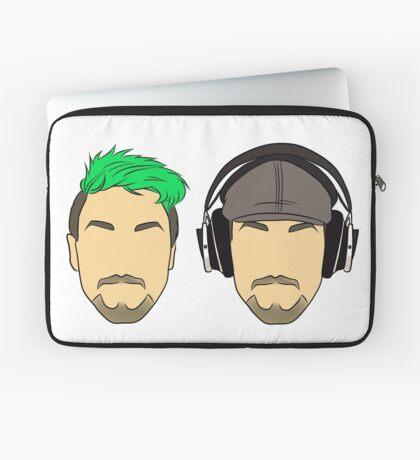 Jacksepticeye duo Laptop Sleeve