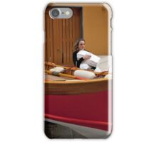 Walking The Whites iPhone Case/Skin