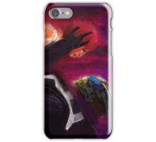 Shepard and Garrus iPhone Case/Skin
