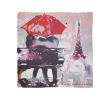 Paris Is For Lovers Scarf