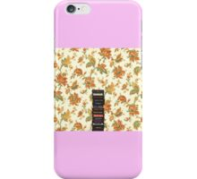 indie floral  iPhone Case/Skin