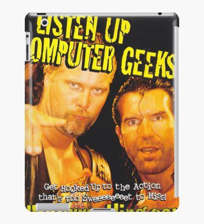 Geeks iPad Case/Skin