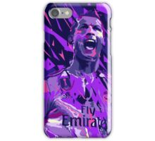 Cristiano Ronaldo Abstract  iPhone Case/Skin
