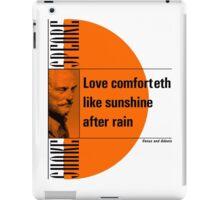 Shakespeare iPad Case/Skin