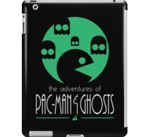 The adventures of Pac-Man and Ghosts iPad Case/Skin