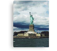 Statue of Liberty, New York Canvas Print