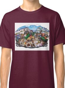 pokemon lumiose city Classic T-Shirt