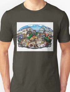 pokemon lumiose city T-Shirt