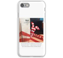 Jack's awkward business lunch iPhone Case/Skin