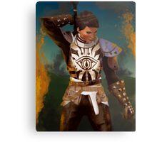 Cassandra Pentaghast - Dragon Age (Version 1) Metal Print