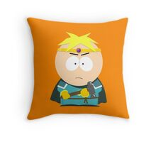 King Butters Stick Of Truth Throw Pillow