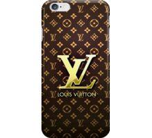 Louis Vuitton Logo iPhone Case/Skin