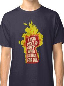 Hero for fun Classic T-Shirt