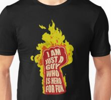 Hero for fun Unisex T-Shirt