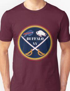 Buffalo Bills Sabres mash up T-Shirt